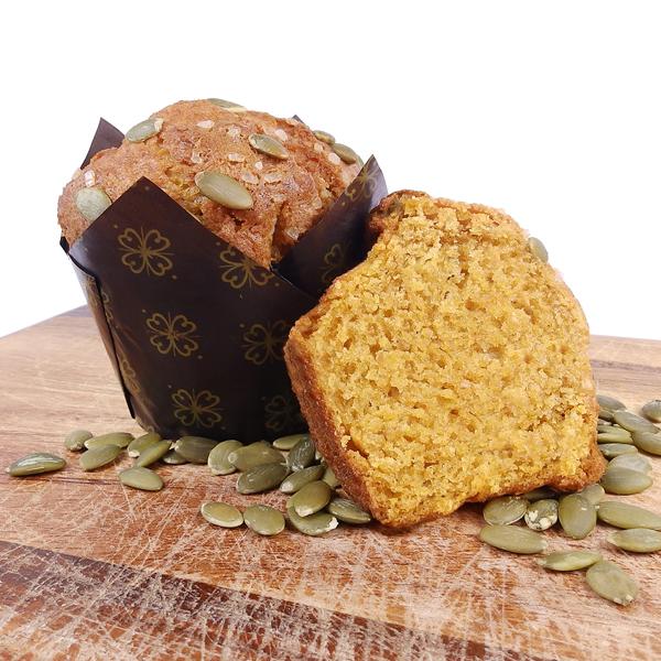 Muffin citrouille et épices