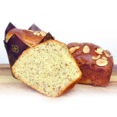 1301 muffin citron sans gluten