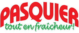 Pasquier tout en fraîcheur - Logo