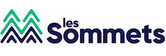 Les Sommets - Logo