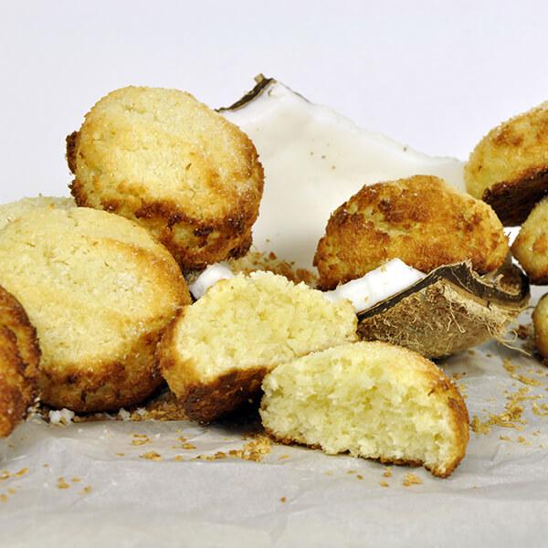 Macarons Rocher coco