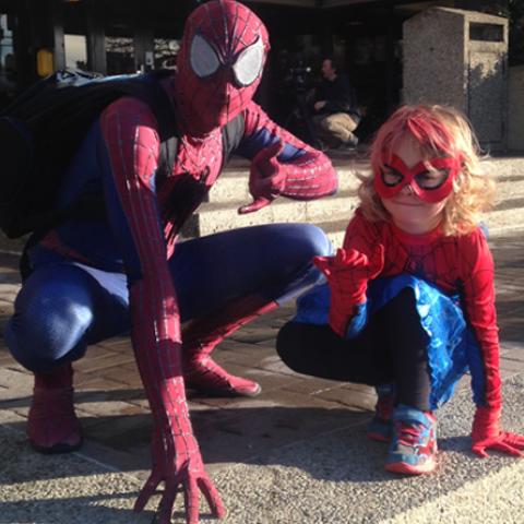 children's wish heroes challenge